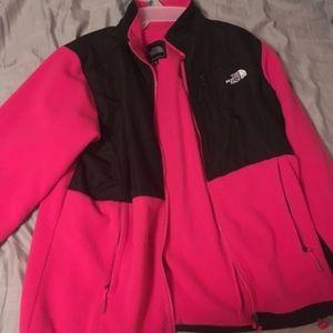 Large North face jacket